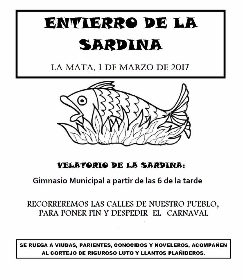 Entierro Sardinas